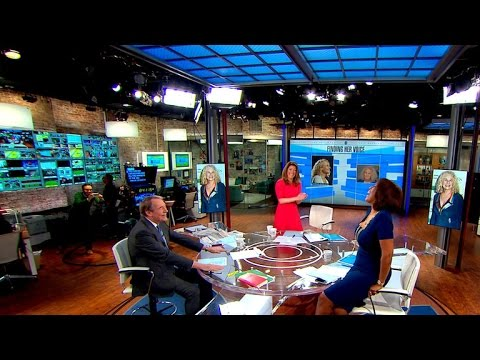Gayle King and Norah O'Donnell serenade Charlie Rose