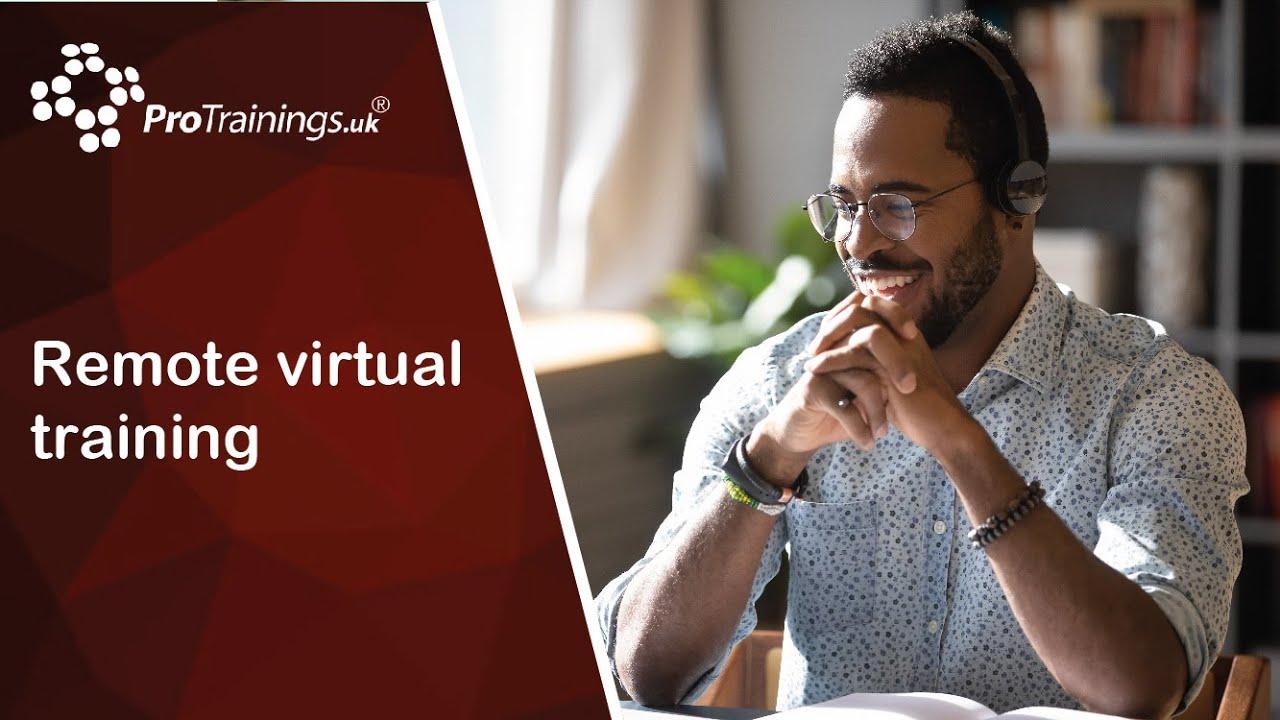 Download Remote virtual training
