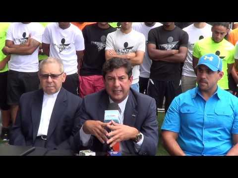 Declaraciones del presidente del Cibao FC Ing. Manuel Estrell