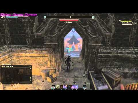 how to become vampire eso