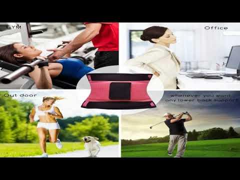16e684c8d34 VENUZOR Waist Trainer Belt for Women - Waist Cincher Trimmer - Slimming  Body Shaper Belt