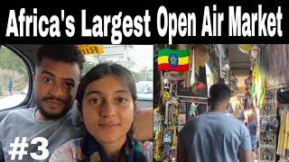 Exploring Africa's Largest Market   Marecato Market 🇪🇹