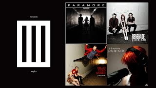 Paramore - The Singles Club (Full Album)