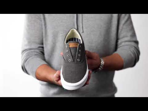 Behind The Design: Sperry Striper II CVO Sneaker