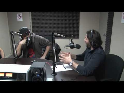 Casual interview with Nemr Abou Nassar  on Cina Radio 102.3 Fm