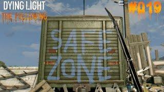 DYING LIGHT THE FOLLOWING #019 - ♥ Sicherheit? ♥  | Let's Play Dying Light (Deutsch)