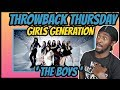 Girls' Generation 소녀시대 'The Boys' MV (KOR Ver.) REACTION!! | Girls Generation The boys Reaction