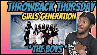 Girls 39 Generation 39 The Boys 39 Mv Kor Ver Reaction Girls Generation The Boys Reaction