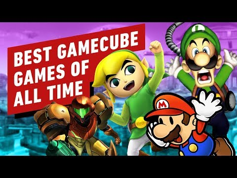Top 10 GameCube Games Of All Time