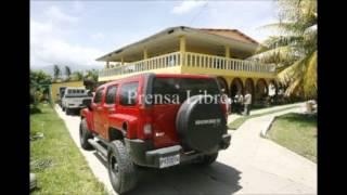 Fam.Lorenzana Zacapa,Guatemala