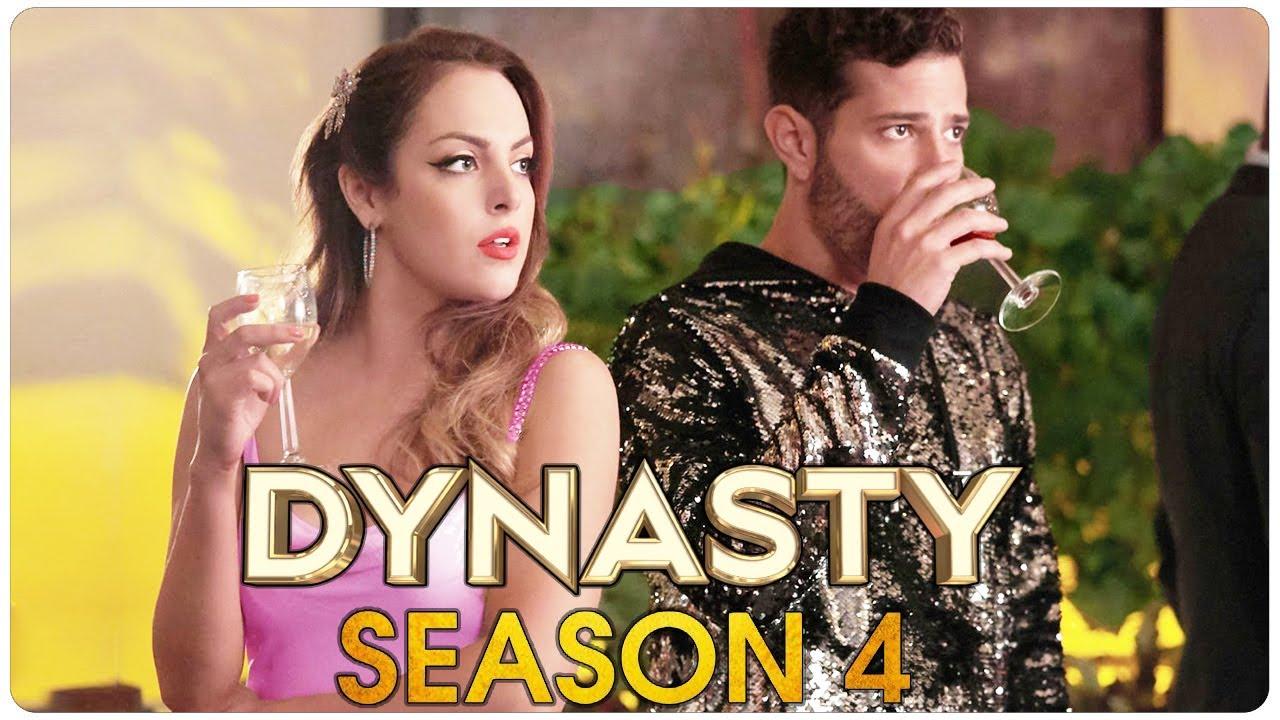 Download DYNASTY Season 4 Teaser (2021) With Elizabeth Gillies & Sam Underwood