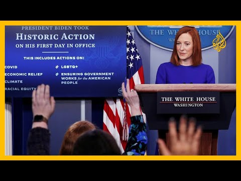 البيت الأبيض يكشف عن أول مسؤول أجنبي سيتصل به بايدن  - نشر قبل 17 دقيقة