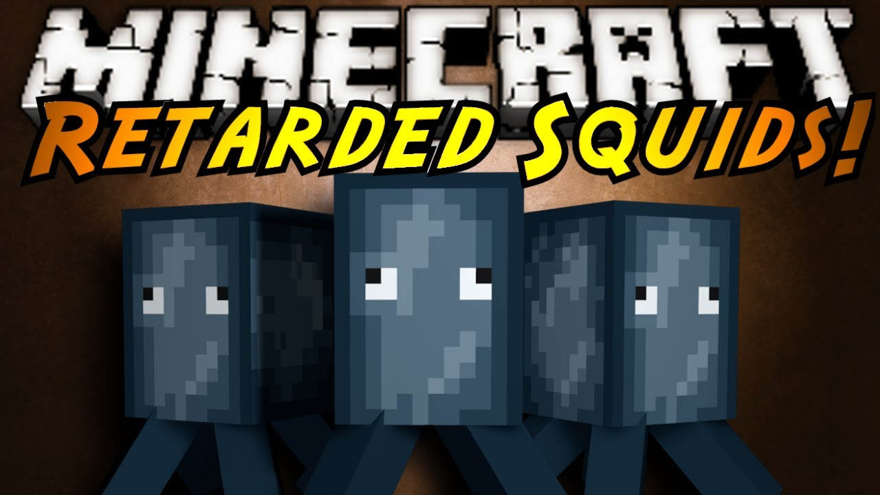 how to stop squids spawning in minecraft
