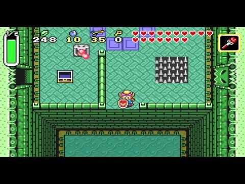 Zelda: A link to the Past | Capítulo 14 | Gruta de las Marismas- Sword n´ Mark