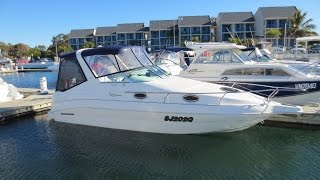 Mustang 2400 Sports Cruiser for sale Action Boating boat dealer Gold Coast