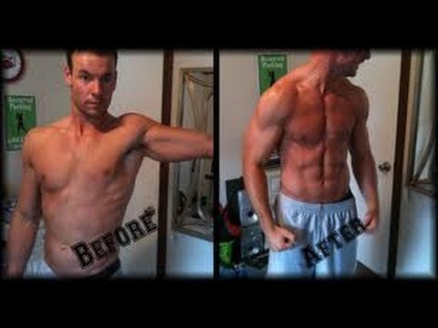 Muscle Build Weight Gain Plan