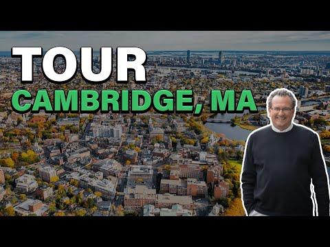 Take a tour of Cambridge, MA