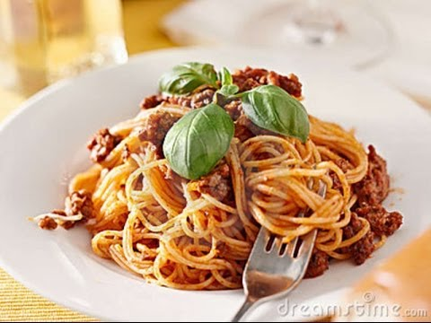 Cocinar Espagueti A La Boloñesa Facil Y Sencillo Youtube