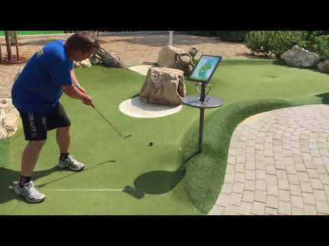 Practice Days (World Adventure Golf Masters 2017)