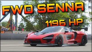 Forza Horizon 4   Offroading & Dragracing a FWD McLaren Senna!