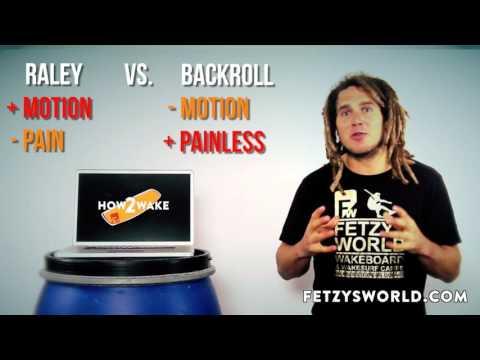Wakeboard Raley vs
