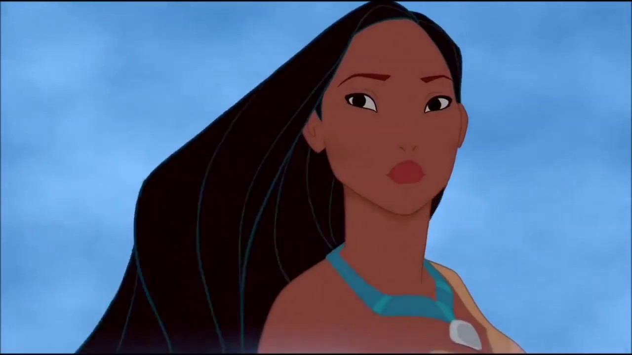 pocahontas and john smith meet again song