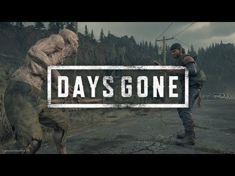 So Close To Getting PLATINUM!!! | Days Gone | PS4 Pro