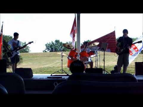Not Yet - Come Together (Live @ Trenton Canada Day Festival)