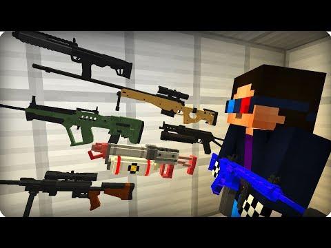 Нашел склад с оружием [ЧАСТЬ 14] Зомби апокалипсис в майнкрафт! - (Minecraft - Сериал)