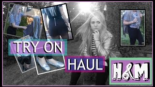 TRY ON HAUL    H&M   Blond_Beautyy