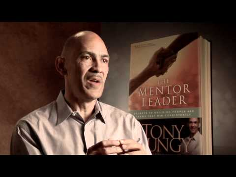 """Tony Dungy shares """"How a Mentor Changed My Life"""""""