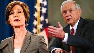 Sally Yates' Grabs Opening To Point To Jeff Sessions' & Republicans' Hypocrisy