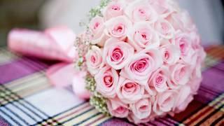 Самые лучшие и красивые поздравления с 8 марта 2018. Огромные букеты цветов. Бесплатное видео.