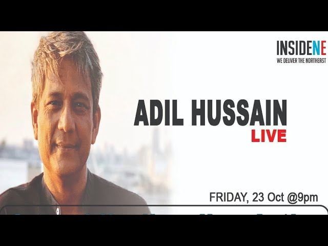 Art and Healing: How acting can improve mental health| Adil Hussain| Friday Live with Durba Dhyani