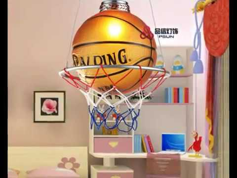 Basketball Bedroom Design Decorating Ideas