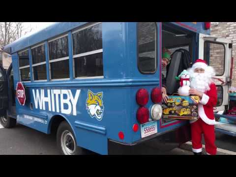Happy Holidays from Whitby School