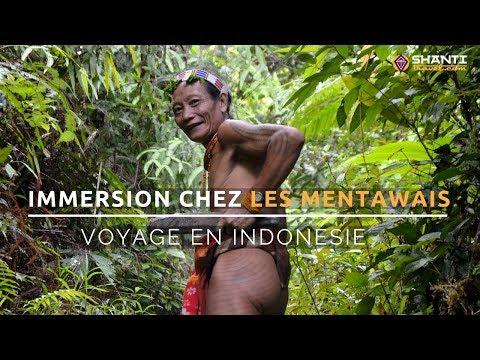 Voyage en Indonésie - Immersion chez les Mentawais à Sumatra