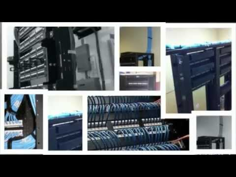 Network Cabling Fairfax VA 571-249-2393 Data Cabling Contractor - CAT5 Wiring - CAT6 Installation