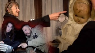 She Bought This Haunted House With This Inside - OmarGoshTV
