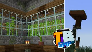 1.16 Nether Update! The Raid Farm! Sugarcane and Bamboo, Too! - Truly Bedrock - S02 EP04