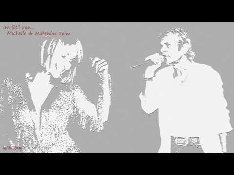 Michelle & Matthias Reim - Nicht verdient - Cover by rolf rattay