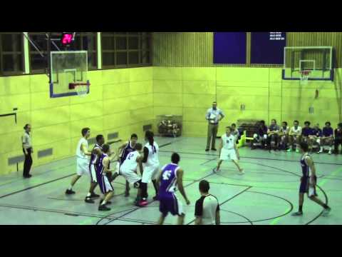 Joseph McGrath Senior year Rodewald Tournament highlights