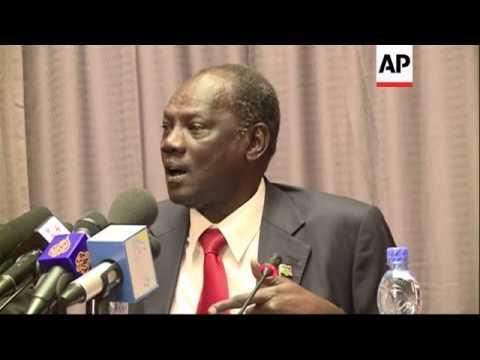 South Sudan's Ministry of Information spokesman on progress of peace talks