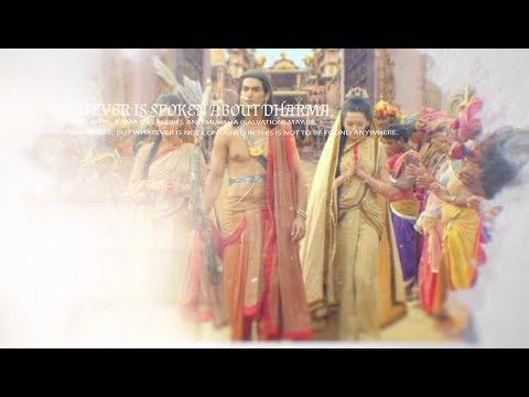Mahabharat Soundtracks Chapter2 -  11 -  Jagat Mein Samay (Unplugged Version & Original version)