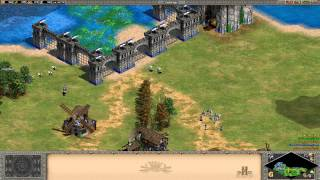 Age of Empires 2 HD Edition - Joan of Arc - The Rising Walkthrough Gameplay