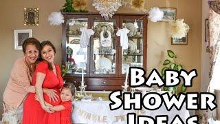 Baby Shower Ideas!!