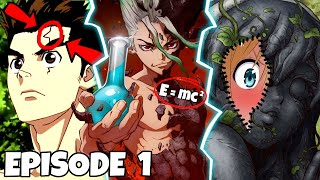 3 Ways This New Anime Outsmarted Everyone - Dr Stone is Smarter Than You Think !!