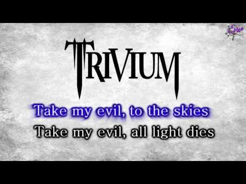Trivium - Shattering the Skies Above (Instrumental Karaoke)
