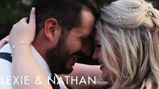Lexie & Nathan | Wedding Highlight | David Springer Estate, Ontario