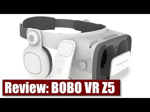 Full Review: BoboVR Z5 - Better Than The Google Daydream View?